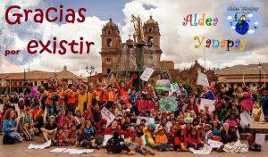 voluntariado con niños Cusco Peru
