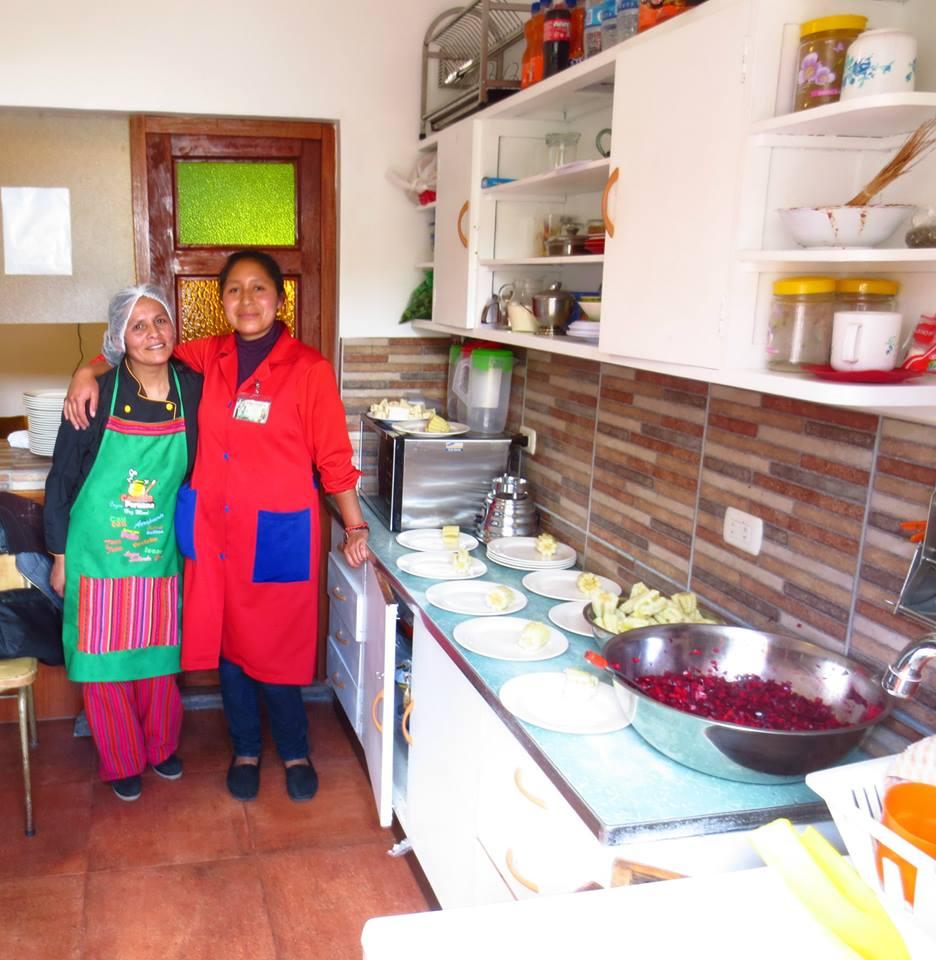 Villa Magica Cusco Hostel Restaurant