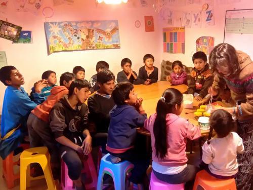 Aldea Yanapay - Escuela de Cusco (5)