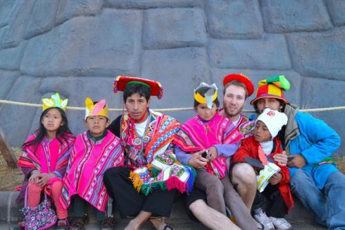 YANAPAY- CHILDREN - CUSCO