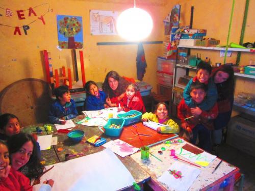YANAPAY- SCHOOL - CHILDREN